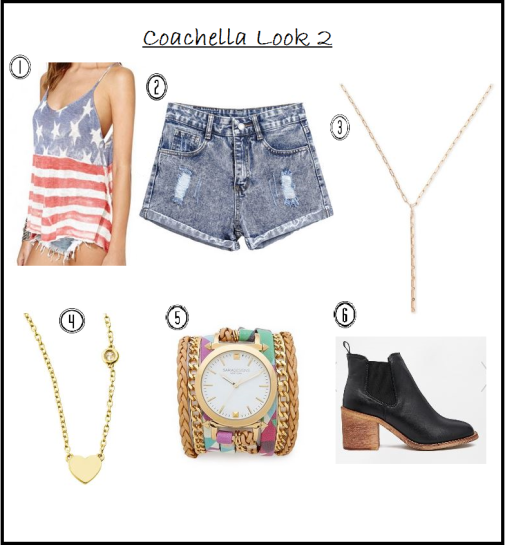 Coachcella Look 2