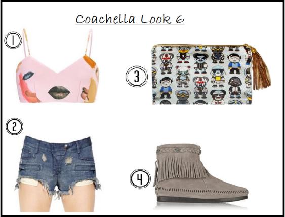 Coachcella Look 6